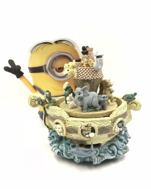 Classic Treasures Animated & Musical Sculpture Noah's Ark