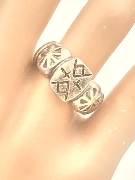 vintage silver ring for sale