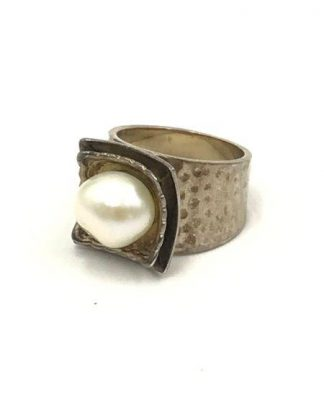 silpada pearl ring for sale