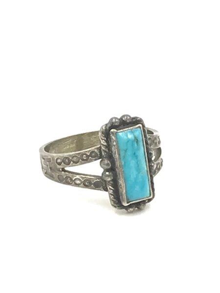 vintage old pawn turquoise ring for sale