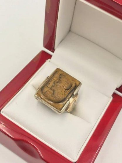 shows 10k mens ring for sale