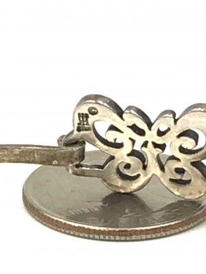 james avery hallmark on butterfly bracelet
