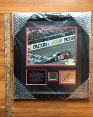 Nascar Brian Vickers Memorabilia for sale