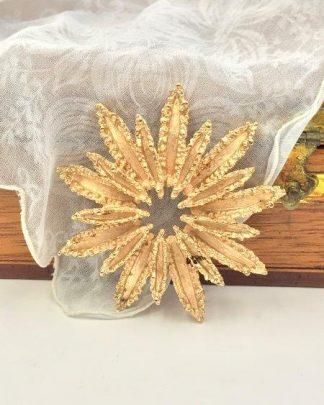 avon starburst brooch for sale