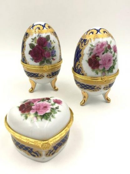 porcelain collectible eggs for sale