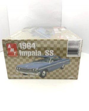 2003 AMT Model 1964 IMPALA SS Kit 38057 Skill Level 2 Factory Sealed