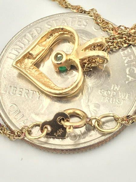 gold necklace for sale