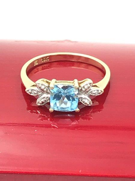 yellow gold ring for sale