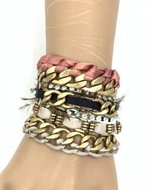 Juicy Couture Rhinestone Bracelet