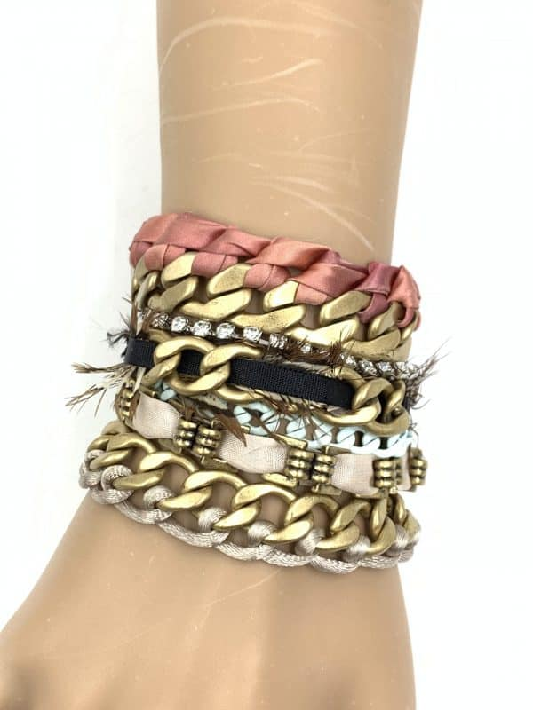 Juicy Couture Rhinestone Bracelet for sale